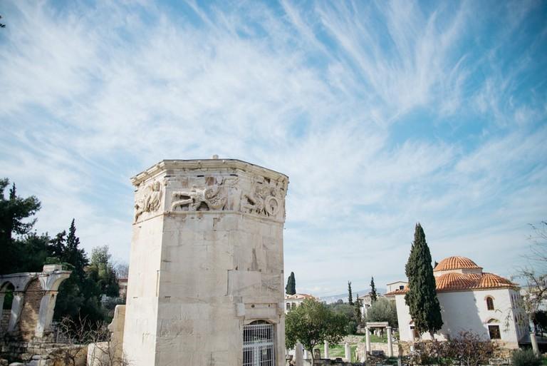 Roman Agora00001