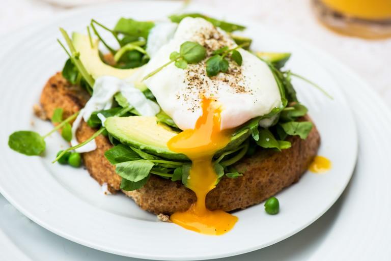 Breakfast at © Anna Mente / Shutterstock