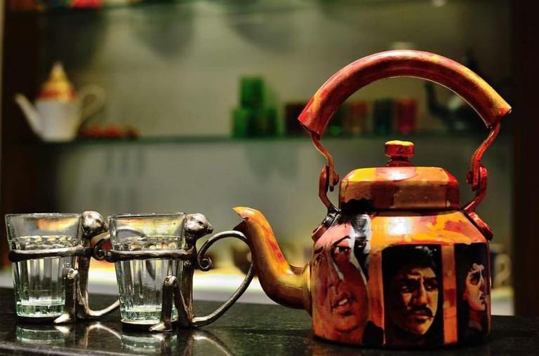 Cha Bar, New Delhi