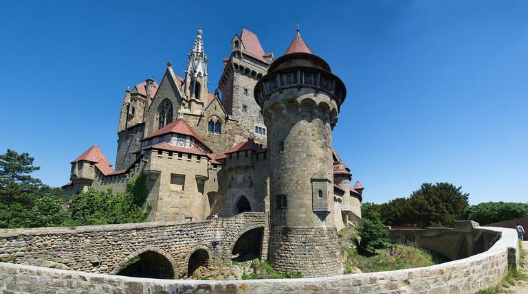 Burg Kreuzenstein   © Uwe Brodrecht/Flickr