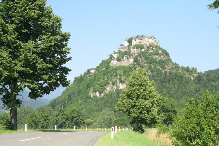 Burg Hochosterwitz   © Marc St/Flickr