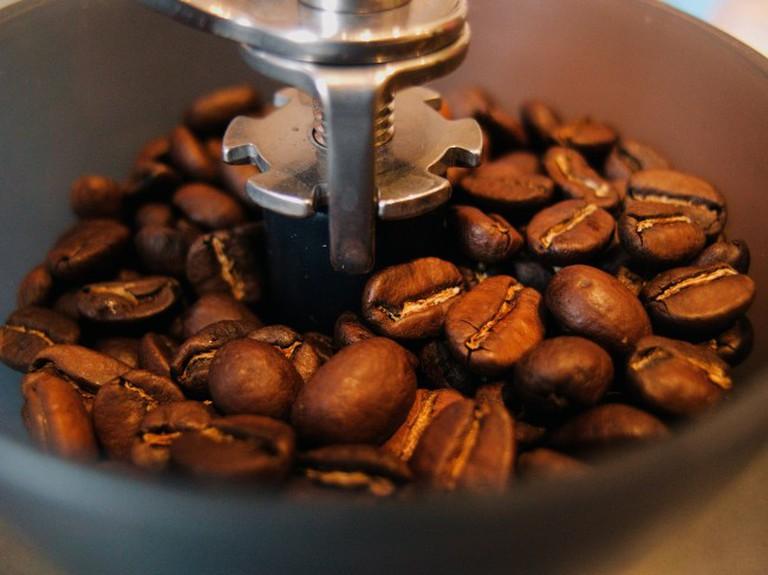 Coffee Grinding | © tookapic/Pixabay