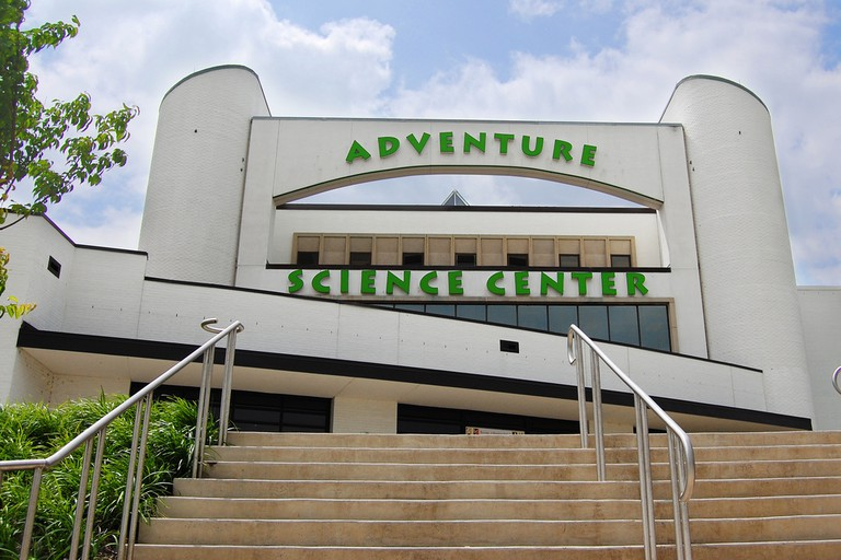 Explore the world at the Adventure Science Center