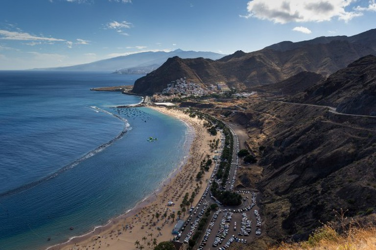 Playa de Las Teresitas | © mikezwei/Pixabay