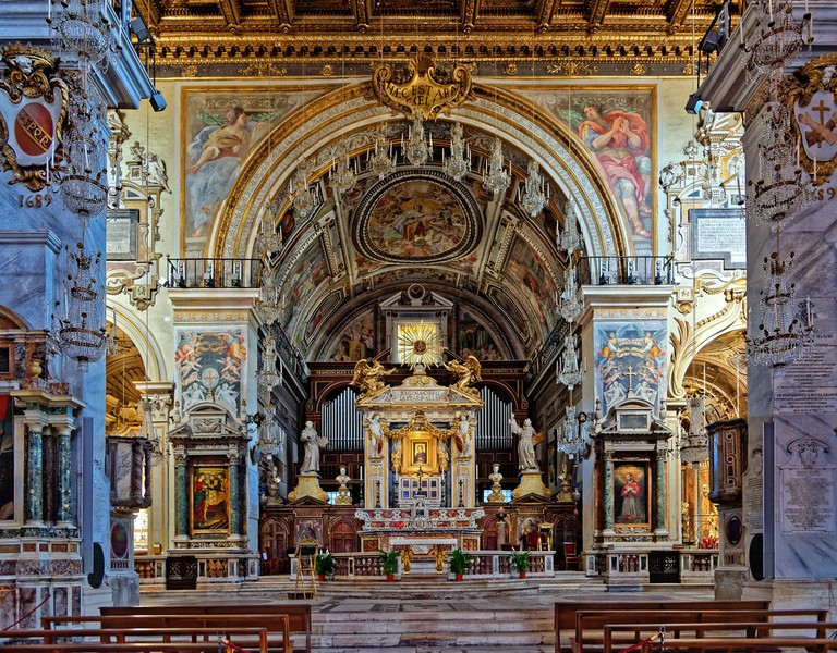 Church of Santa Maria in Aracoeli