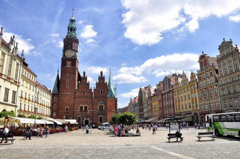 Wrocław Old Town