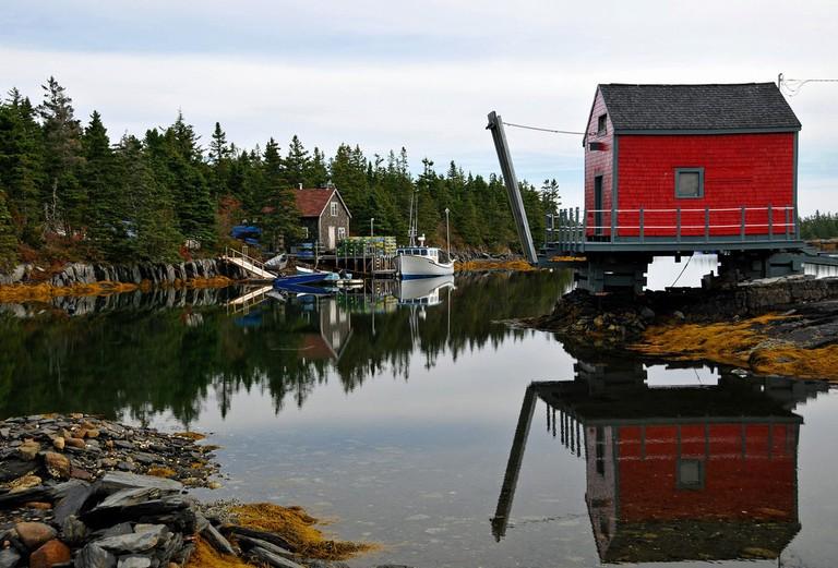 Stonehurst East near Blue Rocks, Nova Scotia, Canada © Dennis Jarvis/Flickr