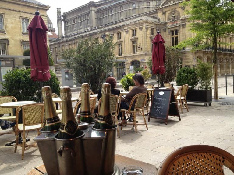 Cafe du Palais Restaurant, Reims|©corsinet/Flickr