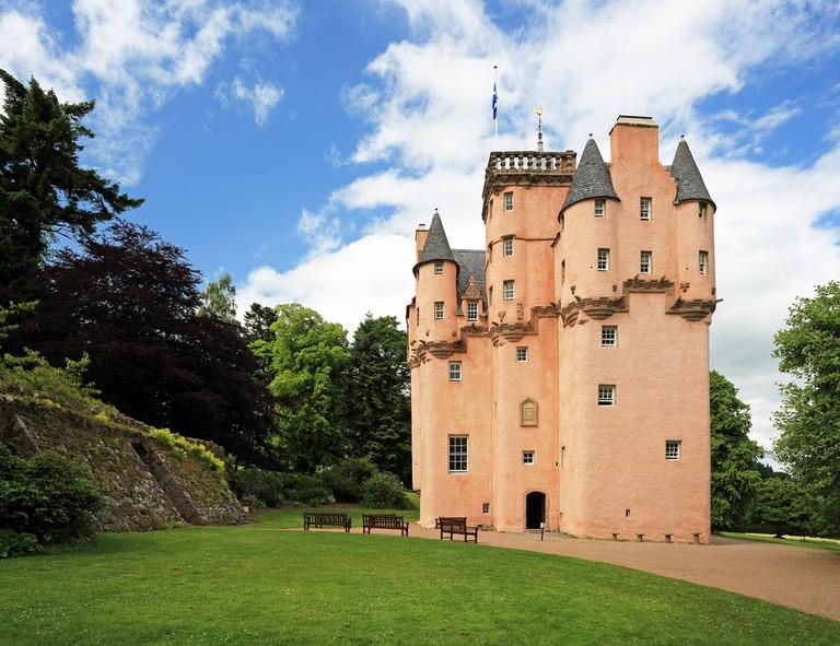 Craigievar Castle   © Targn Pleiades/Shutterstock