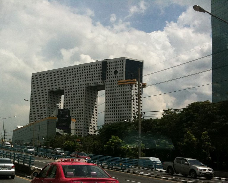 Elephant Building in Chatuchak