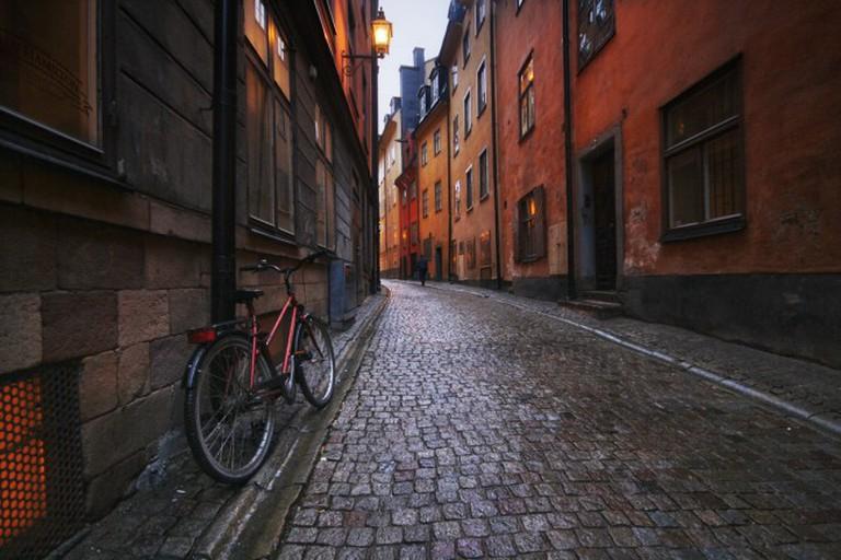 Gamla Stan, The Old Town   © Miguel Virkkunen Carvalho/Flickr