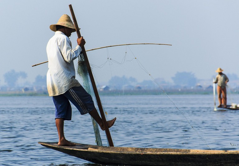 Fishermen   ©Pixabay