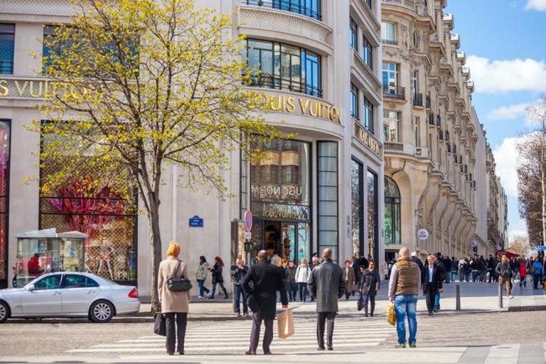 Rue Saint-Honoré | © f11photo/Shutterstock