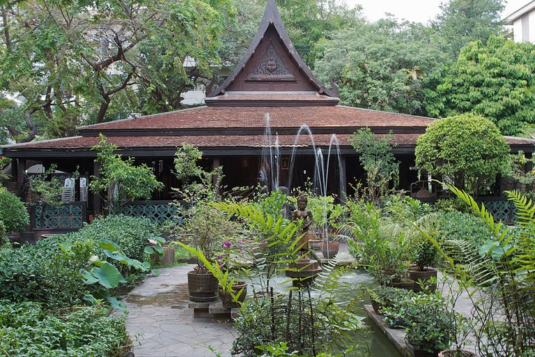M.R. Kukrit's Heritage Home, Silom, Bangkok