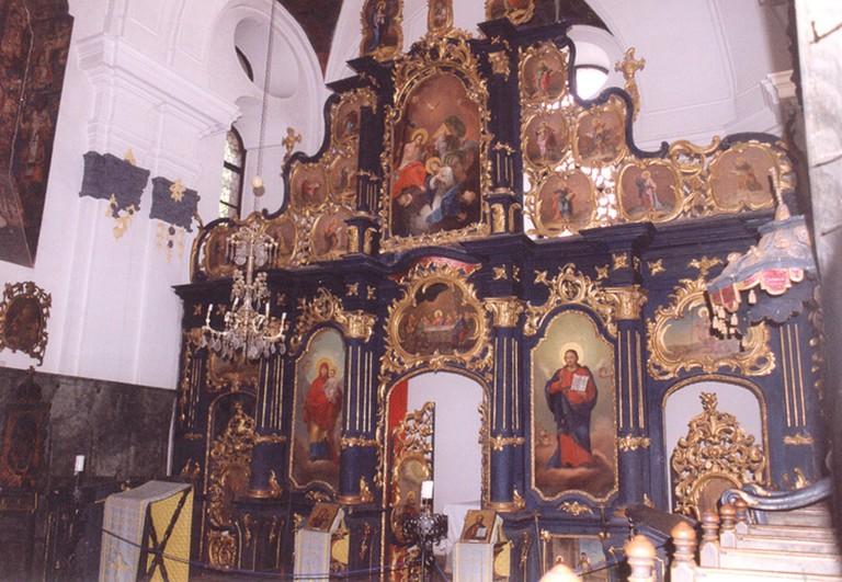 Szentendre – Blagovestenska Church Interior I © Roger W/Flickr