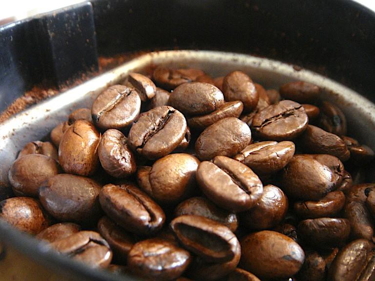 Coffee beans | © olle svensson/Flickr