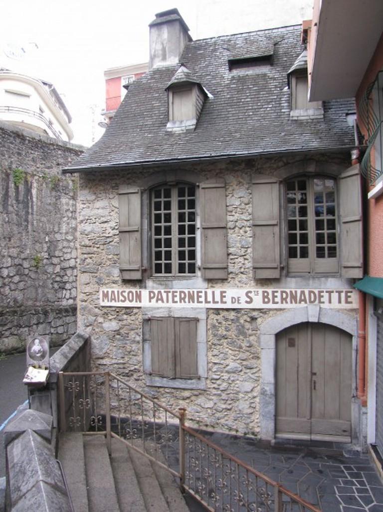 Moulin de Boly, Lourdes | © Mathieu MD/WikiCommons