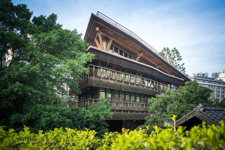 The Beitou Library, Taipei, Taiwan   © T.Dallas/Shutterstock