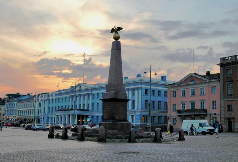 Market Square, Kauppatori