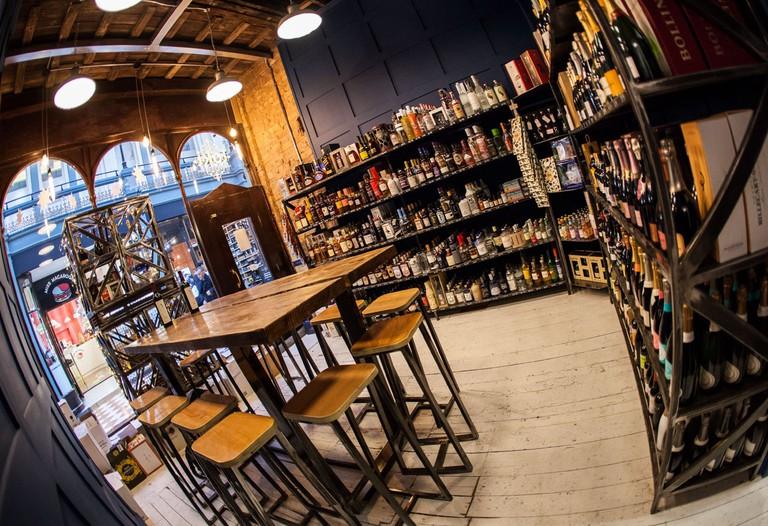Loki Wine Merchant & Tasting House, Birmingham