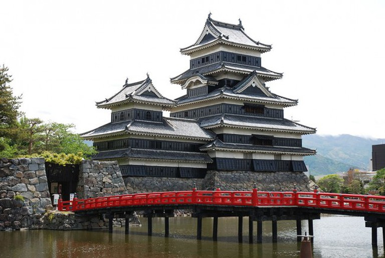 Matsumoto Castle |© Photo: Bengt Oberger/WikiCommons