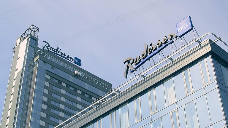 Radisson Hotel | © Hanna Sorensson/Flickr