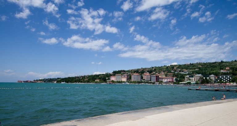 Portorož waterfront  ©Grant Bishop Follow/Flickr