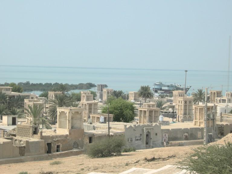 Bandar Laft   Courtesy of Pontia Fallahi