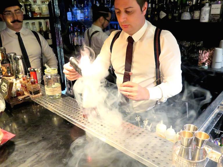 Old Fashioned Gin Tonic & Cocktail Bar, Barcelona