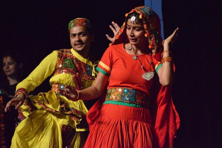 Example of Gujarati Dancing | © Biswarup Ganguly/WikiCommons