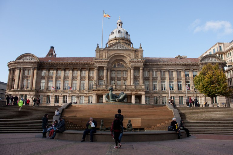 Birmingham Museum and Art Gallery © Lukes_photos / Flickr