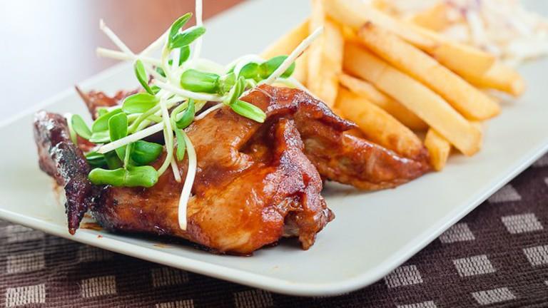 Roasted chicken wings   © Leszek Leszczynski/Flickr