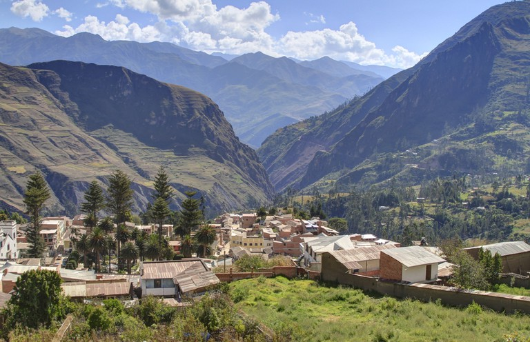 Sorata, Bolivia © Arun123 / Shutterstock