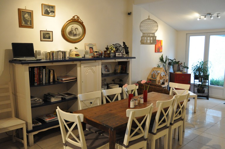 A homely atmosphere   Courtesy of A La Maison