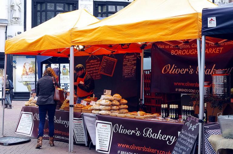 Part of Coronation Market