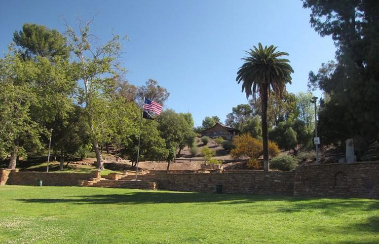 Hillcrest Park in Fullerton, CA   © Traveler100/WikiCommons