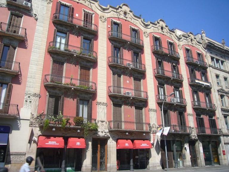 Museu del Modernisme Català   © Jordiferrer/WikiCommons