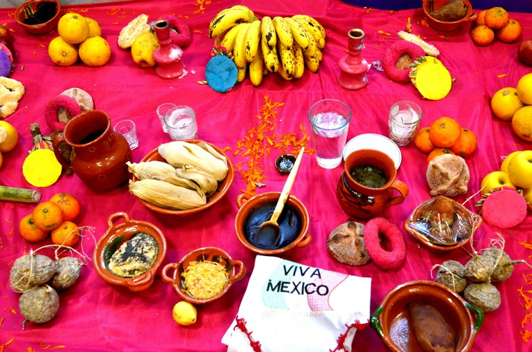 Day of the Dead in Xochimilco © Razi Marysol Machay/Flickr