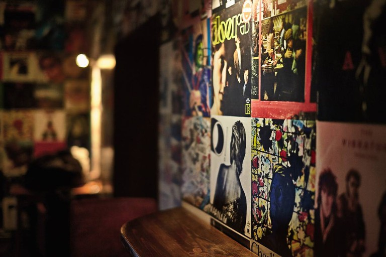 Vinyl Pub