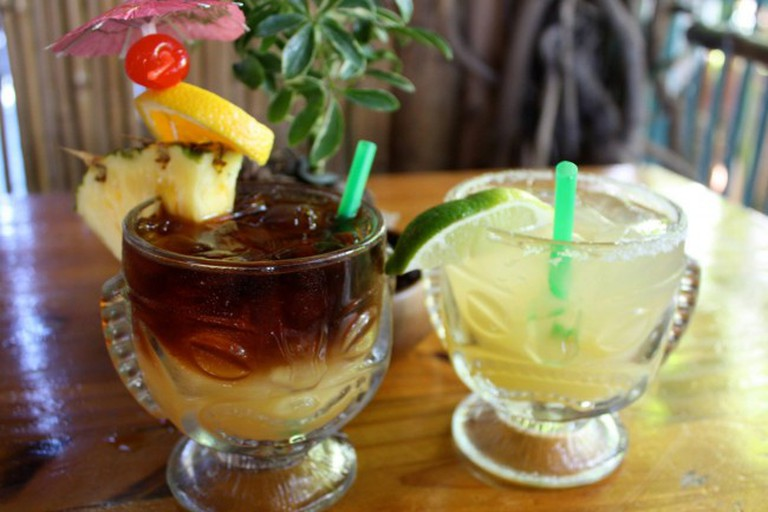 Cocktails / Courtesy of South Shore Tiki Lounge