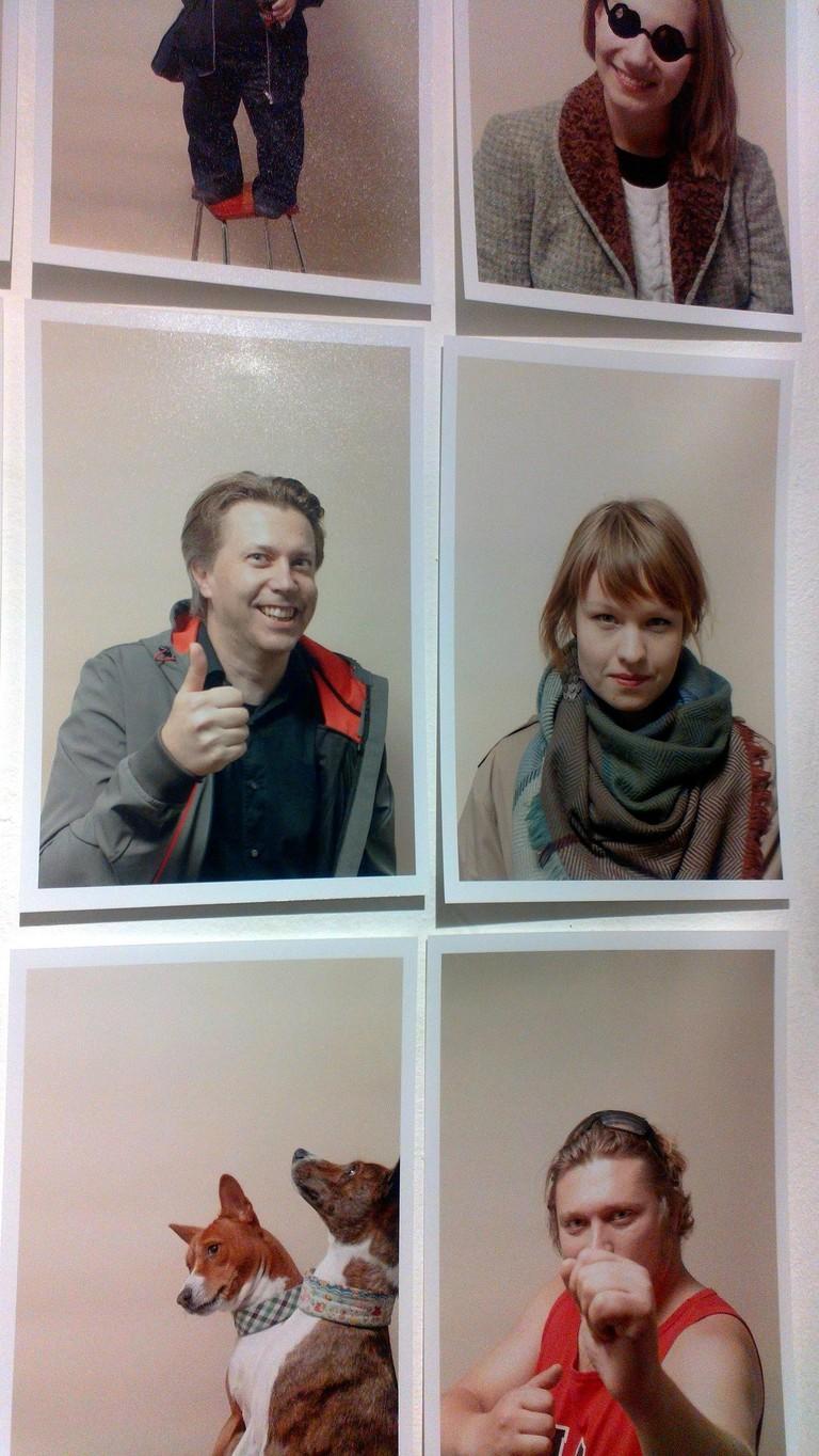 Kalleria Thumbs Up! - Lorenzö Exhibition   © /kallu / Flickr