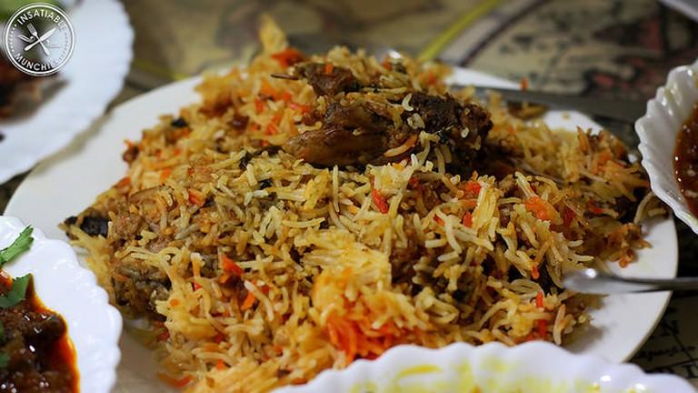 Tandoori Chicken Biriyani © insatiablemunch/Flickr