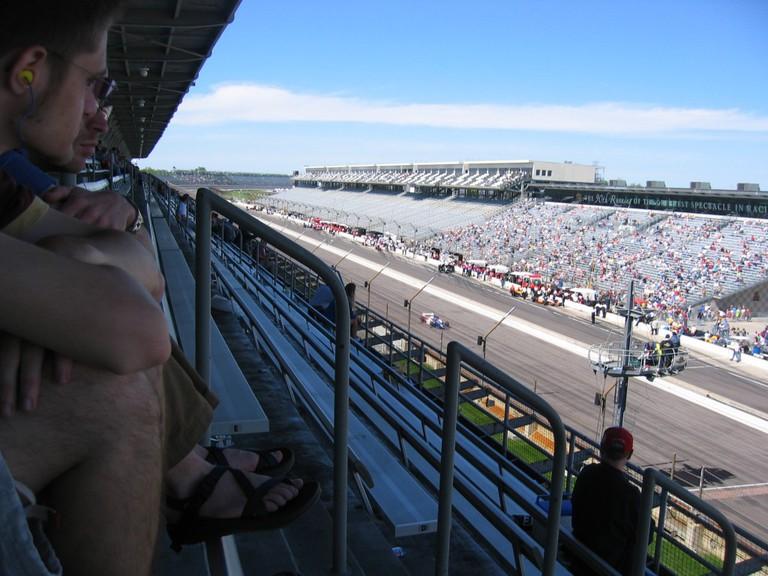 Indianapolis Motor Speedway © Daniel Morrison