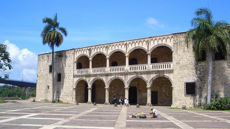 Santo Domingo: Alcázar de Colón in Ciudad Colonial © Reinhard Link/Flickr