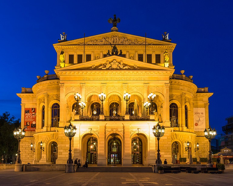 Old Opera | © Andre Douque/Flickr