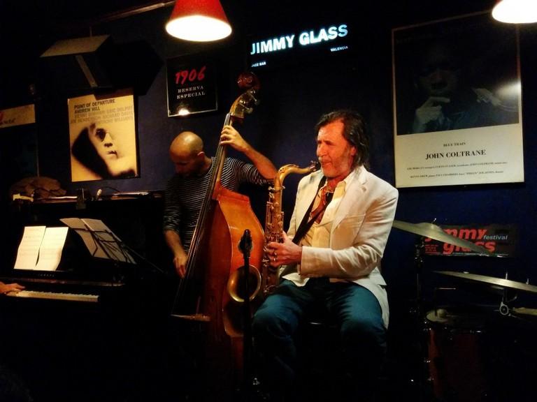 Jimmy Glass Jazz Bar ©Nicolas Robinson-Garcia