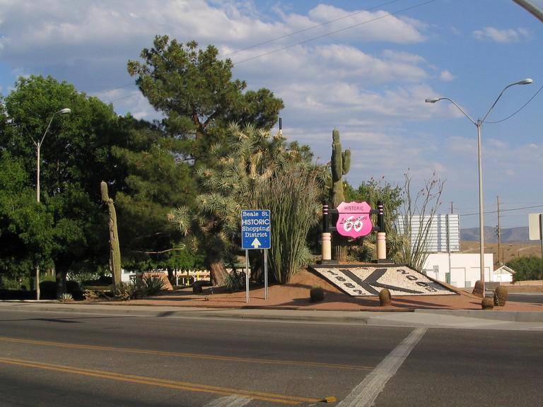 Locomotive Park, Route 66, Kingman, AZ