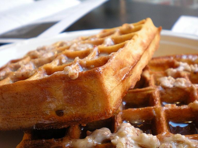 Belgian Waffles  © Mr.TinDC / Flickr