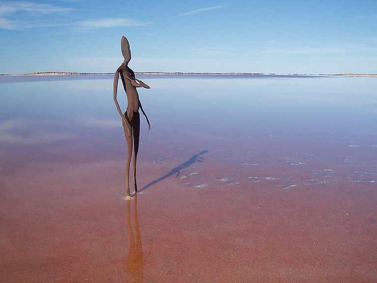 Antony Gormley, Inside Australia | © Amanda Slater / Flickr