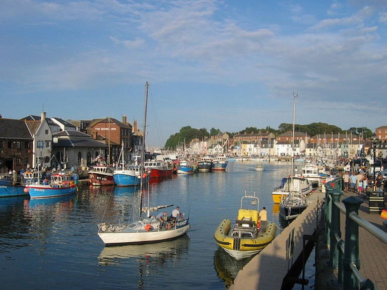 Weymouth Harbour | © Peter Pearson/Flickr